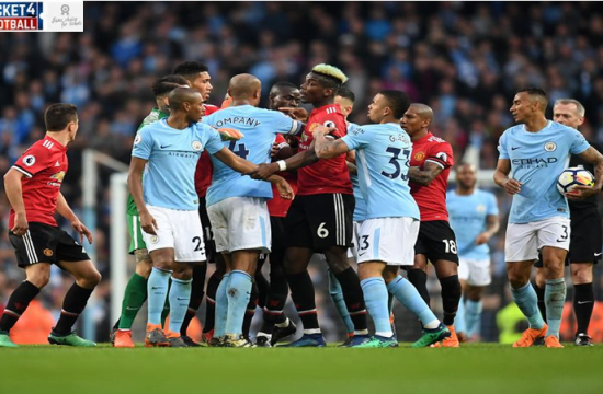 Man United and Man City all-time greatest Premier League teams